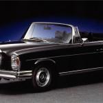 Mercedes-Benz W111 Pontón 1971 07