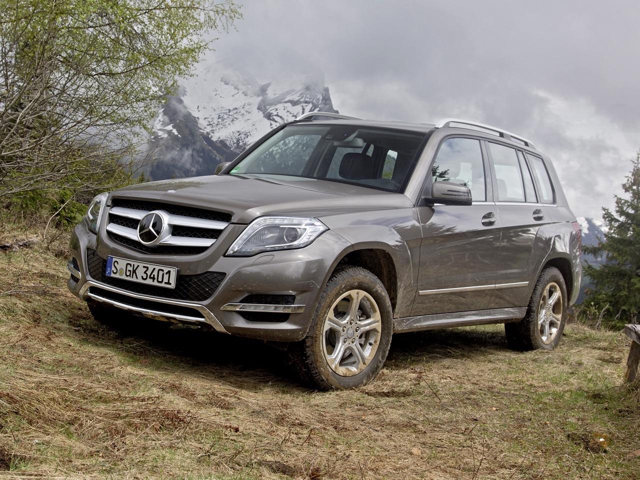 Mercedes Clase GLK 2012 – 11