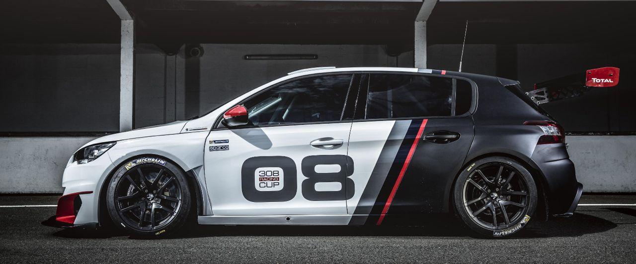 Peugeot 308 Racing Cup 2016 01