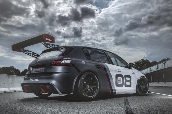 Peugeot 308 Racing Cup 2016 04