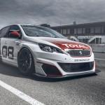 Peugeot 308 Racing Cup 2016 05