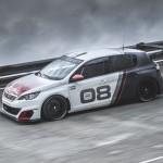 Peugeot 308 Racing Cup 2016 08