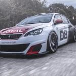 Peugeot 308 Racing Cup 2016 15
