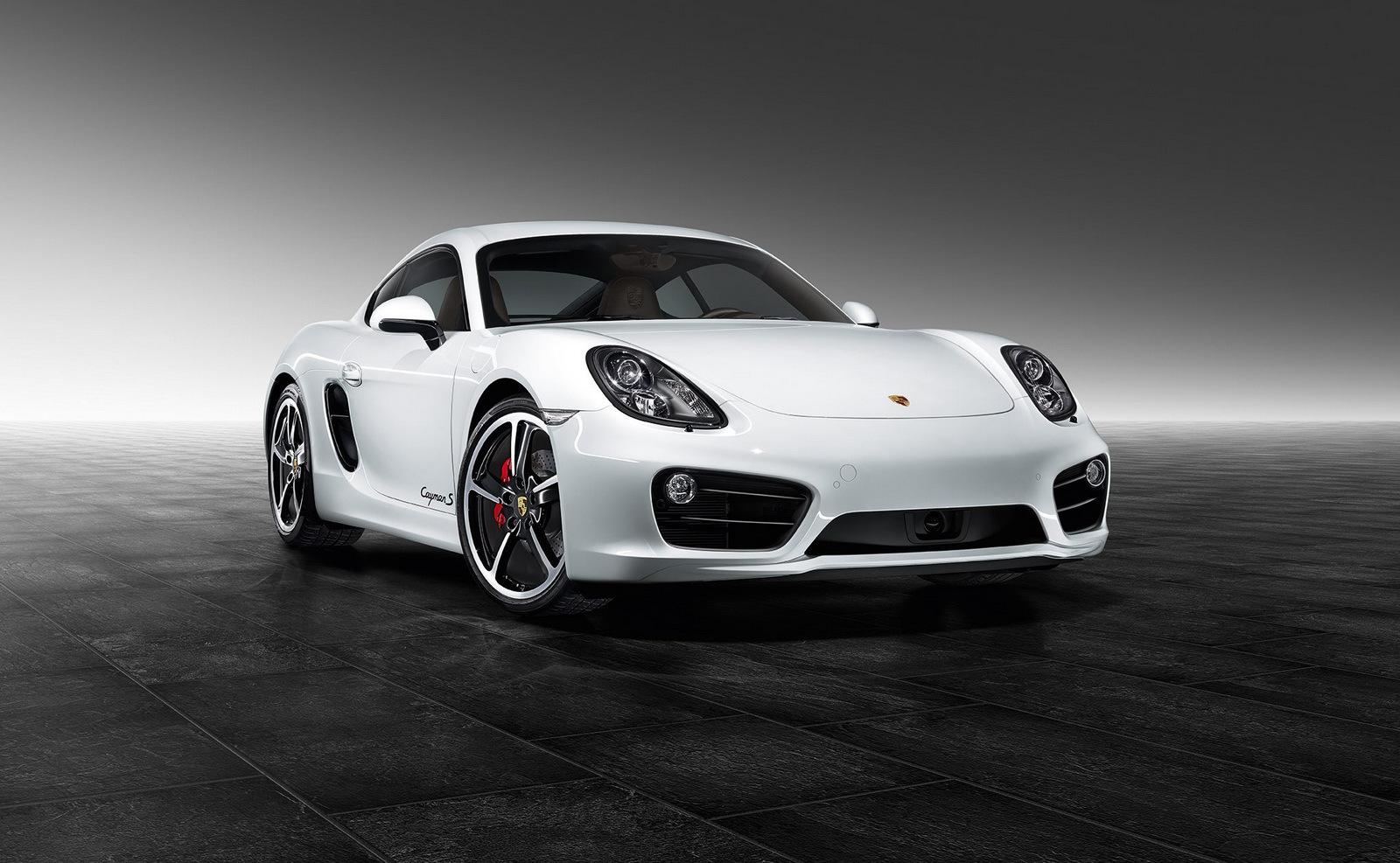 Porsche Exclusive Cayman S 2015 01