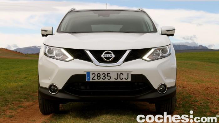 Prueba Nissan Qashqai DIG-T 163 CV 2015 25