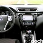 Prueba Nissan Qashqai DIG-T 163 CV 2015 interior 02