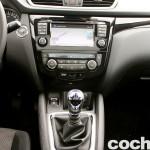 Prueba Nissan Qashqai DIG-T 163 CV 2015 interior 06
