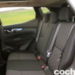 Prueba Nissan Qashqai DIG-T 163 CV 2015 interior 11