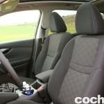Prueba Nissan Qashqai DIG-T 163 CV 2015 interior 12