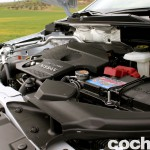 Prueba Nissan Qashqai DIG-T 163 CV 2015 motor 01