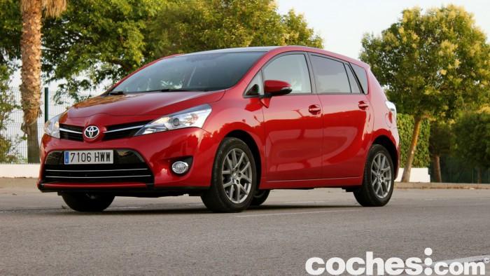 Prueba Toyota Verso 2015 16