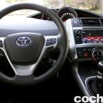 Prueba Toyota Verso 2015 interior 03