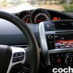 Prueba Toyota Verso 2015 interior 04