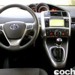 Prueba Toyota Verso 2015 interior 13