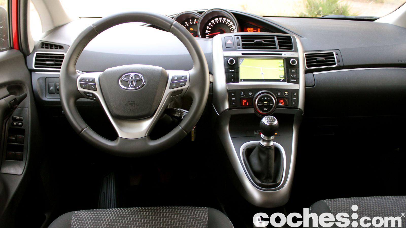 2015 Toyota Supra >> Toyota Verso 115D a prueba: el coche para todos