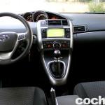 Prueba Toyota Verso 2015 interior 14
