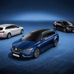 Renault Talisman Sport Tourer 2016 18