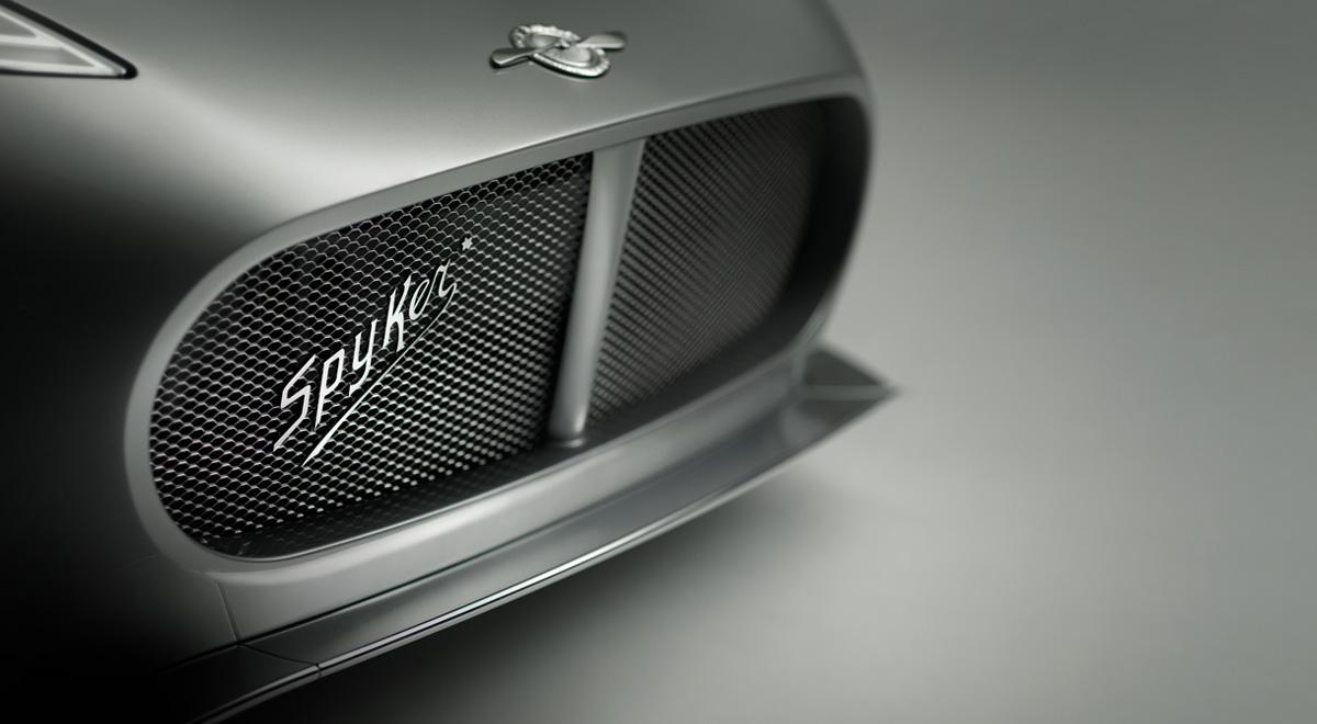 Spyker Venator frontal