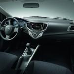 Suzuki Baleno 2015 interior 01