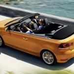 Volkswagen Golf Cabrio 2016 02