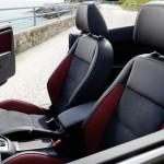 Volkswagen Golf Cabrio 2016 interior 01