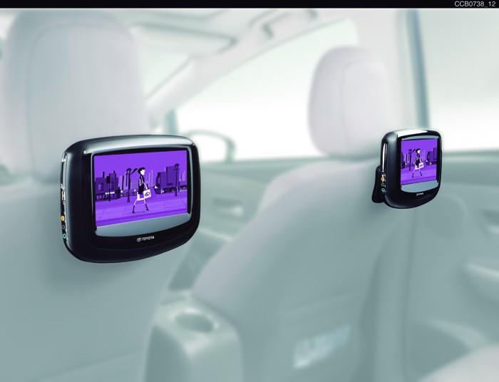 accesorios originales Toyota Auris 2015 12