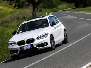 BMW Serie 1 116d Sport Line 5 puertas F20 2015