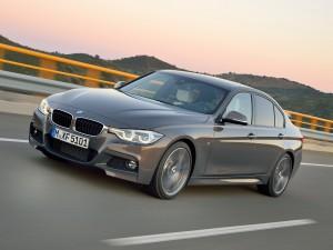 BMW Serie 3 340i M Sport F30 2015