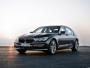 BMW Serie 7 750Li xDrive G12 2015