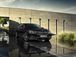 BMW Serie 7 750Li xDrive Individual G12 2015
