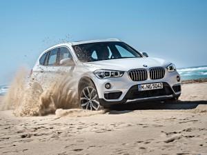 BMW X1 xDrive20d xLine F48  2015