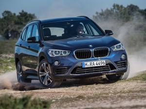BMW X1 xDrive25i Sport Line F48 2015