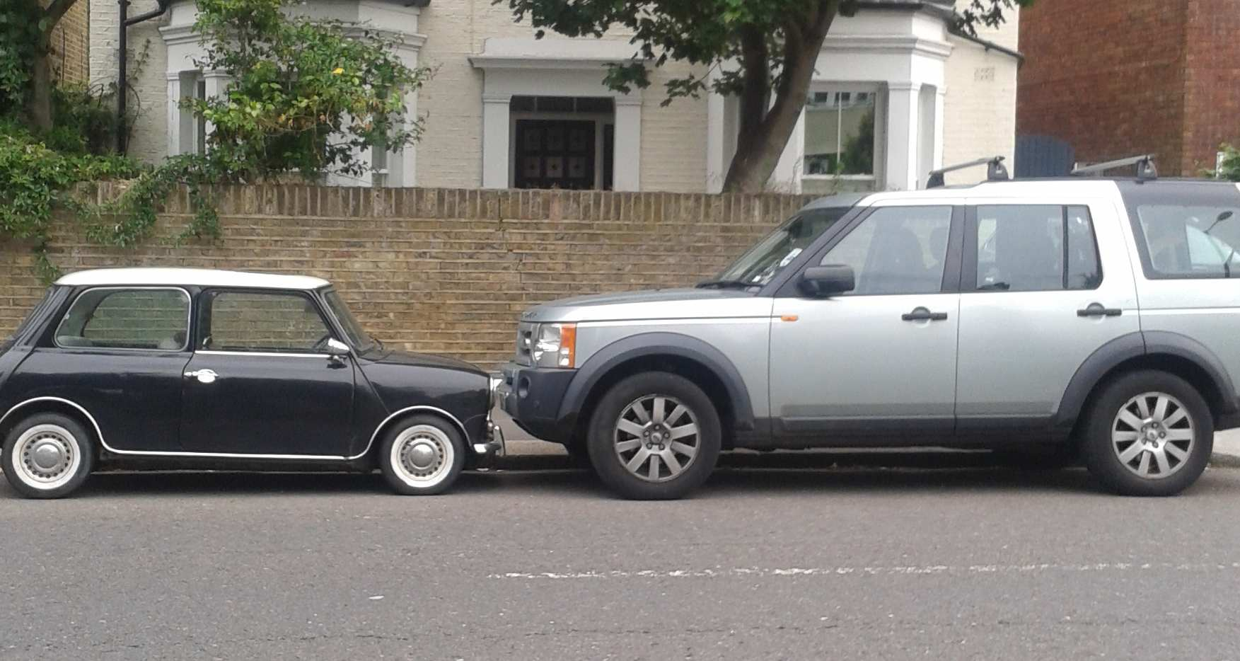 El gran problema de seguridad de los coches grandes