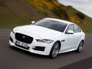 Jaguar XE R Sport 2015