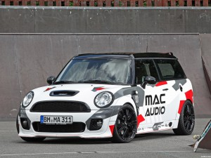 Mini Clubman S Mac Audio 2015