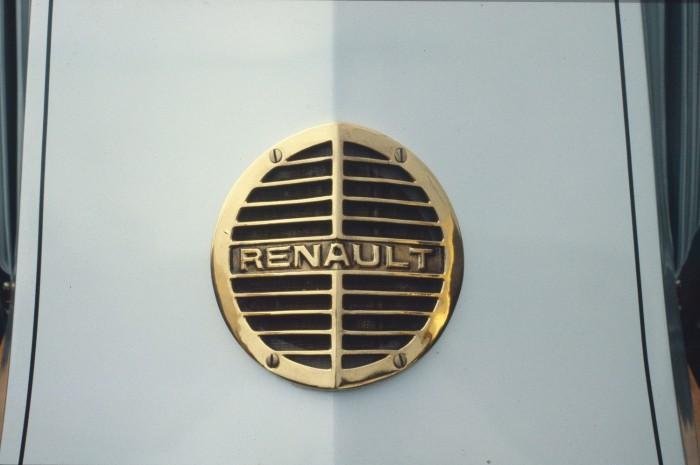 Renault Logo 04