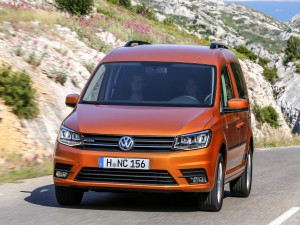 Volkswagen Caddy Beach 4MOTION 2015