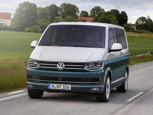 Volkswagen Multivan Generation SIX T6 2015