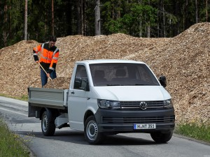 Volkswagen Transporter Pickup T6 2015