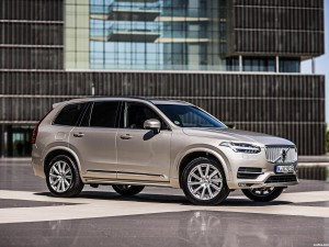 Volvo XC90 D5 Inscription 2015