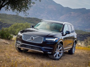 Volvo XC90 T6 AWD First Edition USA 2015