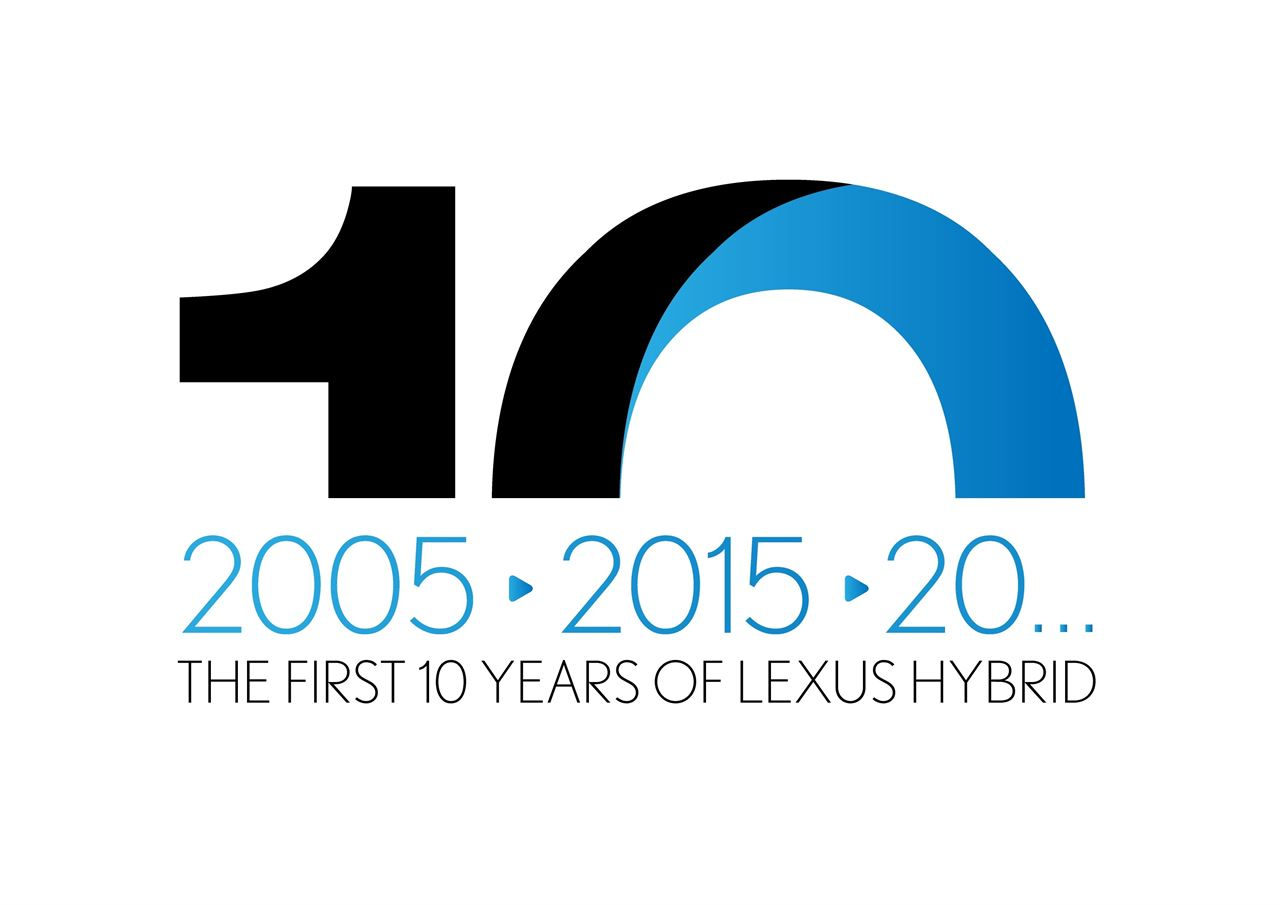 10 aniversario Lexus hibridos
