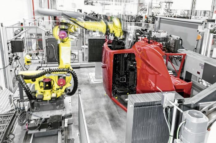 Audi R8 2015 fabricacion 4