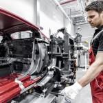 Audi R8 2015 fabricacion 6