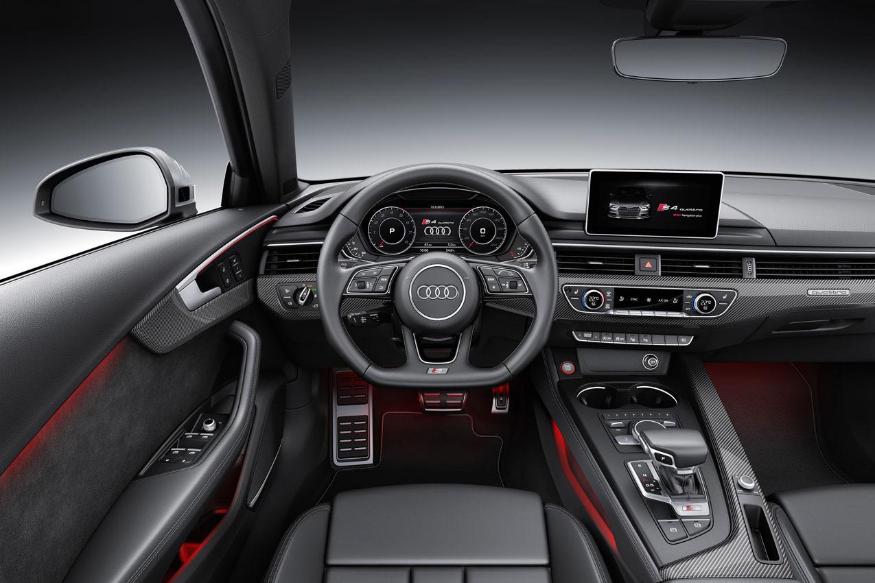 Audi A8 2016 Interior En El Interior Del Audi A8 L | 2017 - 2018 Best Cars Reviews
