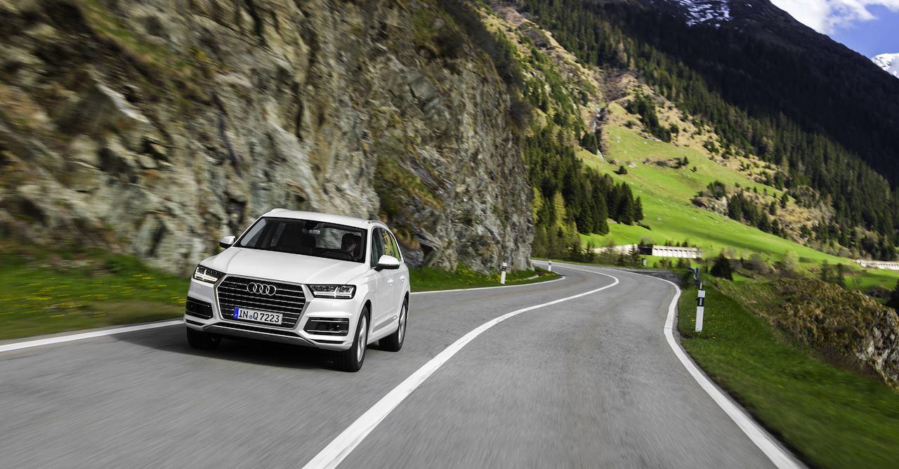 Audi asistente eficiencia 2015