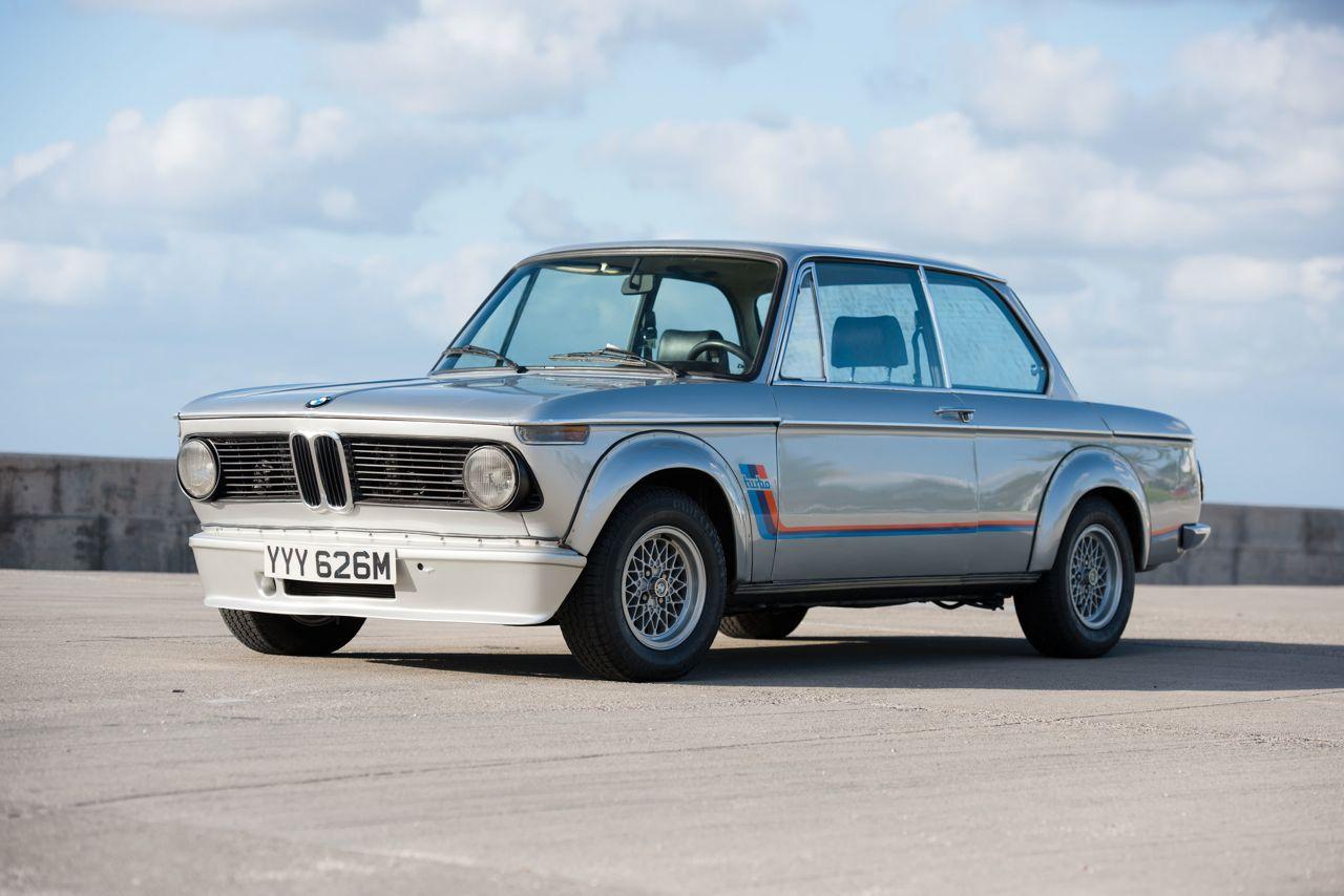 BMW 2002 Turbo 1974 11