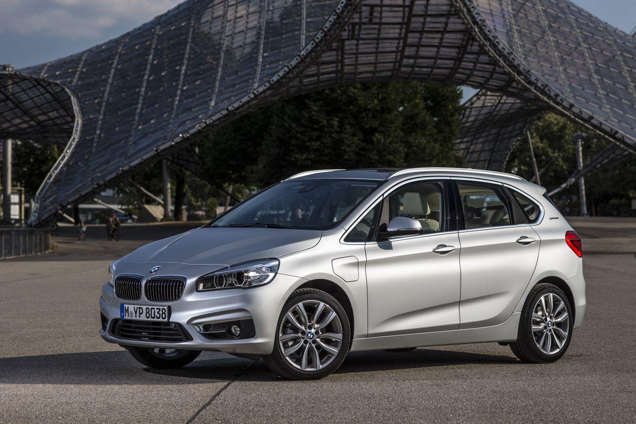 BMW 225xe 2016 10