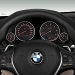 BMW 330e 2016 interior  2