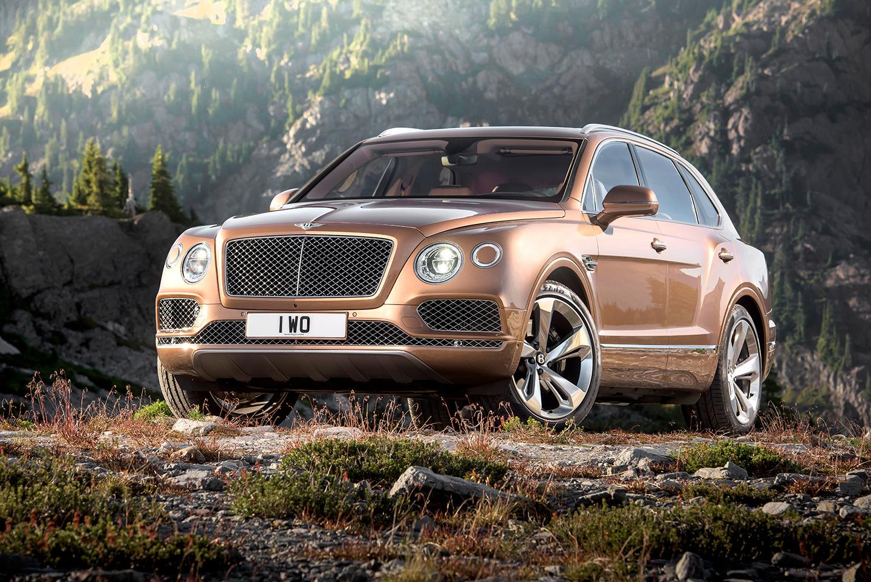 Bentley Bentayga 2016 01